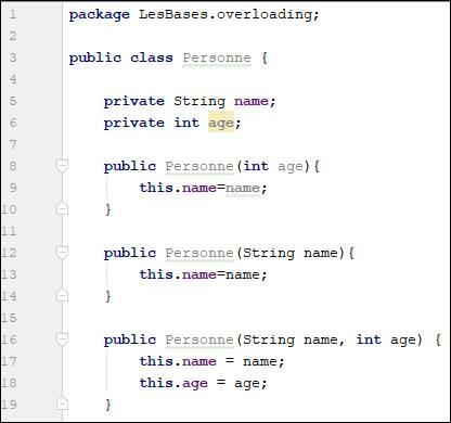 java overloading